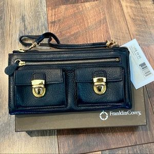 Franklin Covey Bags - FRANKLIN COVEY Palermo Leather Wallet/Clutch/Bag